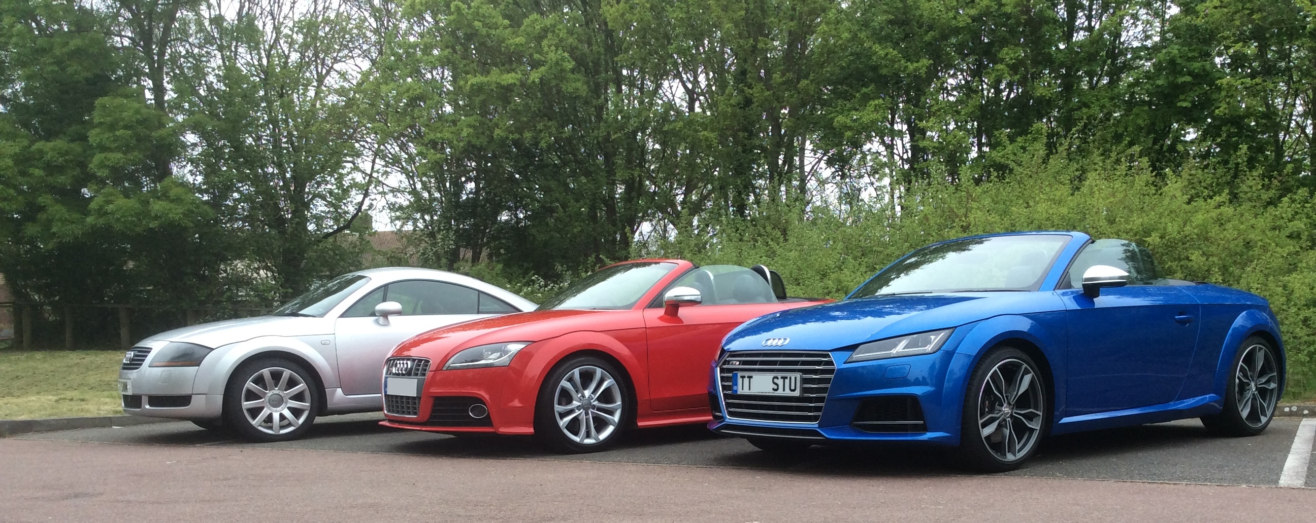 the audi tt forum view topic show us your mk3 tt. Black Bedroom Furniture Sets. Home Design Ideas